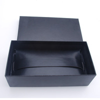 Cubojue Paper Box +glasses Case One Set Best Quality Gift Sunglasses Boxes PU leather Storage for Eyeglass Fashion Men Woman