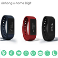 I5 mais smart watch passometer chamada lembrete ip65 para ios/android smartphone