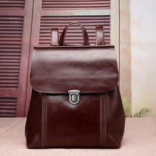 062217 Женская мода путешествия рюкзак double сумка Высокая емкость мешка