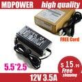 Mdpower para Universal monitor LCD LCD adaptador de alimentación de ca 12 V 3.5A 42 W cargador mixtas