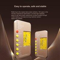 5 in 1 lcd 스크린 테스터 dl100 for iphone x xs xsmax xr 3d 터치 디스플레이 테스터 원래 색상 감광성 복원