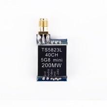 TS5828L Mini 5.8G 200mW / 600mW 40-Channel FPV Image Transmission W/ Digital Display