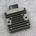 Black Motorcycle Regulator Rectifier Voltage For Honda CBR250R CBR250 11-12-13-14-15