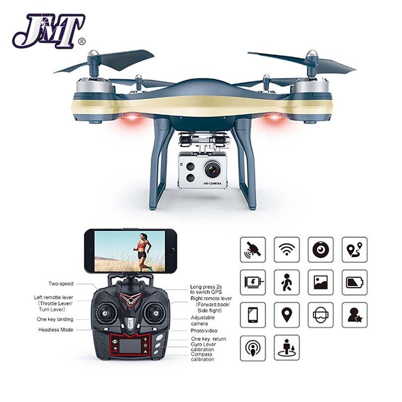 JMT K10 GPS 5G Wifi FPV Drone Mit 1080 P/720 p Einstellbare Kamera 25 minuten Flugzeit low Power Rückkehr RC Drone Quadcopter-in RC-Hubschrauber aus Spielzeug und Hobbys bei  Gruppe 1