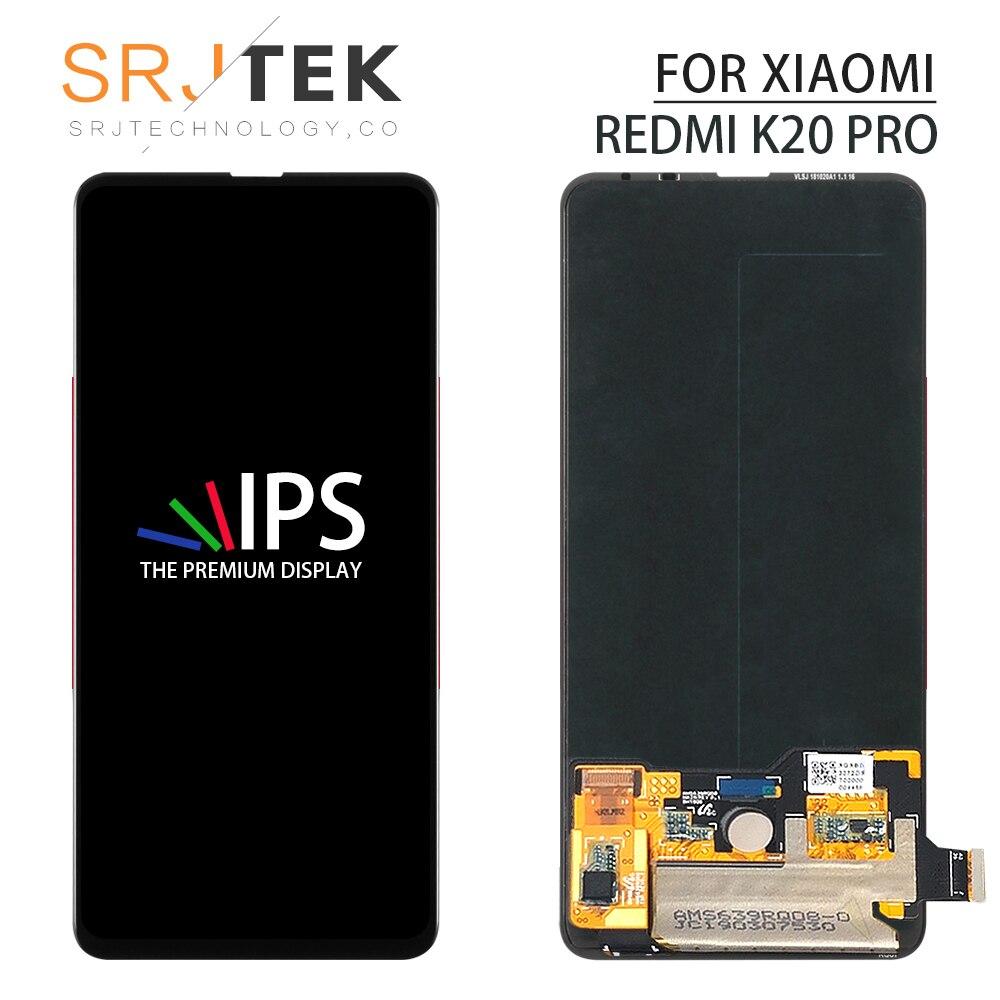 Pour Xiaomi Redmi K20 Pro matrice d'affichage tactile pour Xiaomi K20 PRO écran numériseur assemblée pour Redmi K20 PRO écran LCD