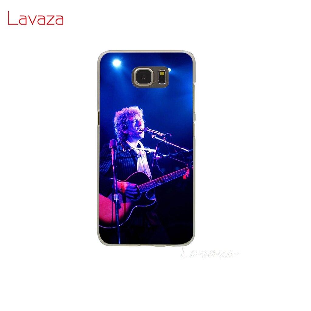Lavaza Bob Dylan Hard Phone Cover Case for Samsung Galaxy S6 S7 Edge S8 S9 Plus S3 S4 S5 & Mini Case