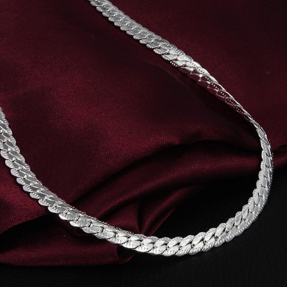 bizhuteri argjendi prej argjendi 925, gjerdan deklarate koleksionesh, - Bizhuteri të modës - Foto 3