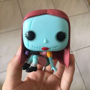 Funko Toy Comic Nightmare Collectible-Model Vinyl-Figure No Seated Imperfect No-Box Before