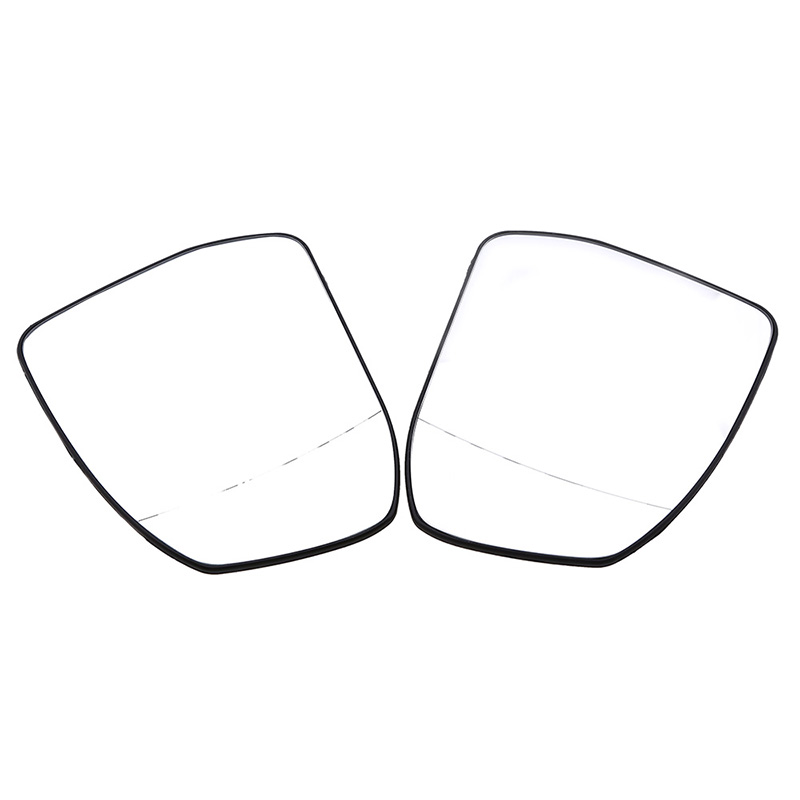 POSSBAY Car Side Rearview Mirror Glass With Heated Function Fit for Ford Mondeo IV of year of manufacture 03/2007 to 09/2010