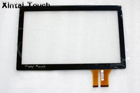 Hot Sale For 12.1 10 points multi projected capacitive touch screen kit for Kiosk, POS, ATM machine, lcd TV