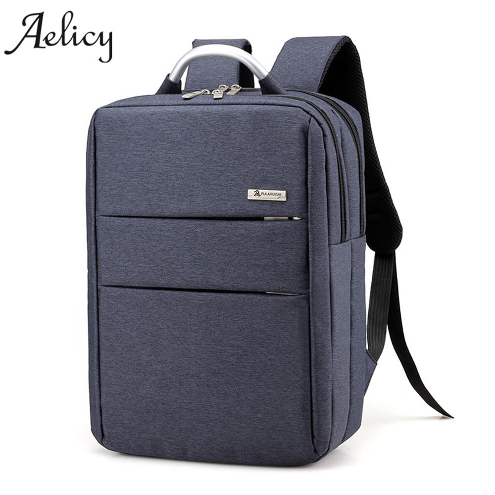 Aelicy Large Capacity Laptop Backpack Casual Style Bag Anti Theft Backpack Business Backpacks For Teenagers school bags mochila цена 2017