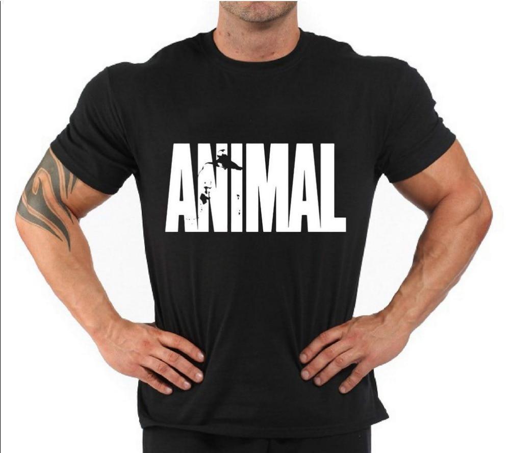Popular Animal T Shirts Bodybuilding-Buy Cheap Animal T Shirts ...