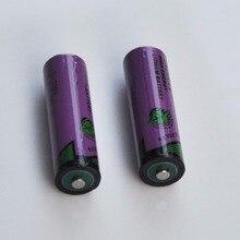 5 шт. ER14505 3,6 В liSOCL2 литиевая Первичная батарея 14500 Размер AA ячейка Замена для Tadiran TL-5903 газовый счетчик воды