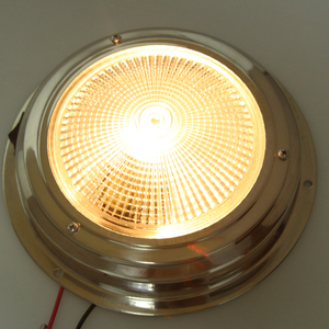 Image 3 - 12V LED Da Incasso Imbottiture Luce Fredda/Bianco Caldo Lampada Da Soffitto Sotto Cabina Interni Luce Per CAMPER Yacht Caravan ecc Lente Impermeabile