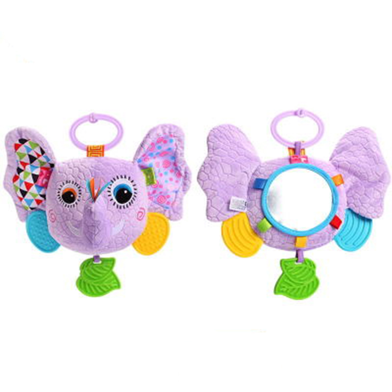 Silicone Teethers Animal Doll Baby Teether Silicone Chew Charms Baby Teething Gift Toddler Toys in Baby Teethers from Mother Kids