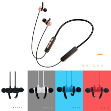 лучшая цена New Arrival Bluetooth Earphone Wireless Sport Running Headset with Mic Stereo In Ear Earbuds Headset For iPhone Android Xiaomi