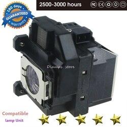 H433B EB-S02 EB-S11 EB-S12 EB-W12 EB-W16 EB-X12 EB-X14 EB-X14G EH-TW550 EX3210 lampa projektorowa ELP67 V13H010L67 do projektora EPSON