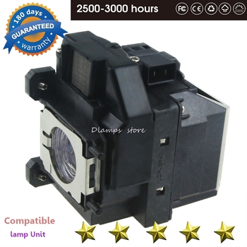H433B EB-S02 EB-S11 EB-S12 EB-W12 EB-W16  EB-X12 EB-X14 EB-X14G EH-TW550 EX3210 Projector Lamp ELP67 V13H010L67 for EPSON dustproof air filter net sponge for epson projector eb x7 eb s7 eb x8 eb w8 eh tw450 eb c260x eb c260s eb c260w eb c260xs