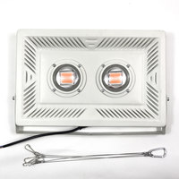 Full Spectrum 380 840nm Dimmable Led Grow Light 300W 600W Led Plant Growth Lamp For Flowering