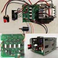 Prueba de capacidad de descarga de batería probador de carga electrónica de corriente constante de 150 W 10A