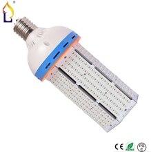 Free Shipping (10 pcs/lot) 80W Led Corn Light E27/E40/E39 SMD2835 100-277V Energy Saving Bulb High Brightness Indoor Light