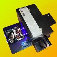 1 шт. L800 A4 универсальный плоский УФ принтер помощи телефона чехол печати DIY Металл Кристалл футболка кожа тиснения /тиснение