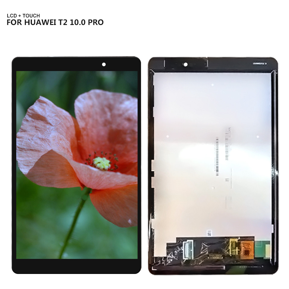 For Huawei MediaPad T2 10.0 Pro Touch Screen Digitizer Lcd display assembly For FDR-A01L FDR-A01W FDR-A03 LCD new fashion pattern ultra slim lightweight luxury folio stand leather case cover for huawei mediapad t2 pro 10 0 fdr a01w a03l page 5
