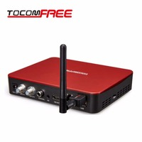 Rocomfree S929 H.265 DVB-S2 위성 TV 수신기
