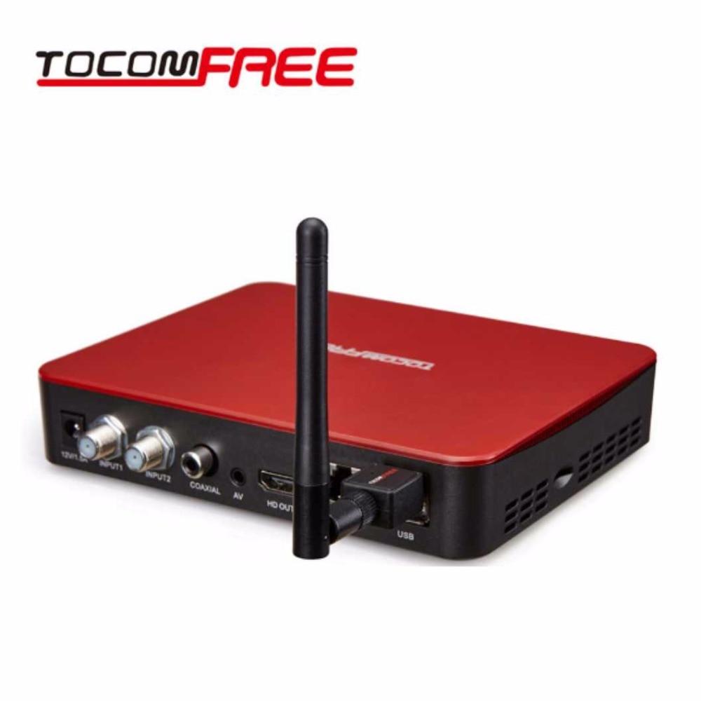 Rocomfree S929 H.265 DVB-S2 Satellite TV Receiver Support ISDBT ACM IKS SKS Newcamd CCCam for South America Brazil Chile Peru [genuine] freesat v8 golden 1080p hd dvb s2 satellite receiver dvb t2 dvb c cable tv tuner support iptv youtube cccam iks cs
