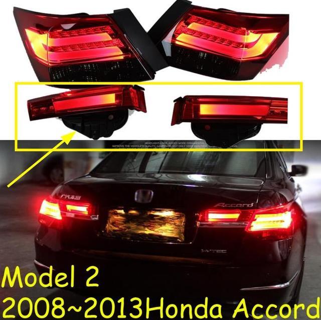 2008 ~ 2012 rok tylne światło do hondy Accord taillight akcesoria samochodowe LED DRL Taillamp do światła przeciwmgielnego Accord