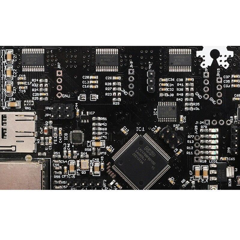 Smoothie Conseil 5X V1.1 + 12864 écran lcd kit écran pour 3D Imprimante JLRJ88