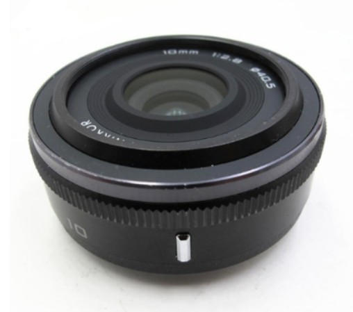 Objectif d'origine pour Nikon 1 NIKKOR 10mm F/2.8 unité d'objectif appliquer à J1 J2 J3 J4 J5 V1 V2 V3