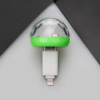 Disco lampe USB, le produit qu'il vous faut absolument pour les fêtes 1