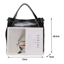 Female Bag Ladies Genuine Leather Bag