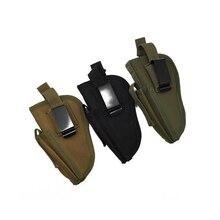 Тактический Пистолет Кобура поясной слот EDC правая/левая рука HK USP QD QR пистолет защитный держатель Крышка Аксессуары для охоты на открытом воздухе