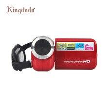 2016 Популярные Портативный Цифровой Видеокамеры 3 Цвет 1.5 Дюймов TFT 16MP 8X Цифровой Зум Видеокамеры Камеры HD DV # Dec7
