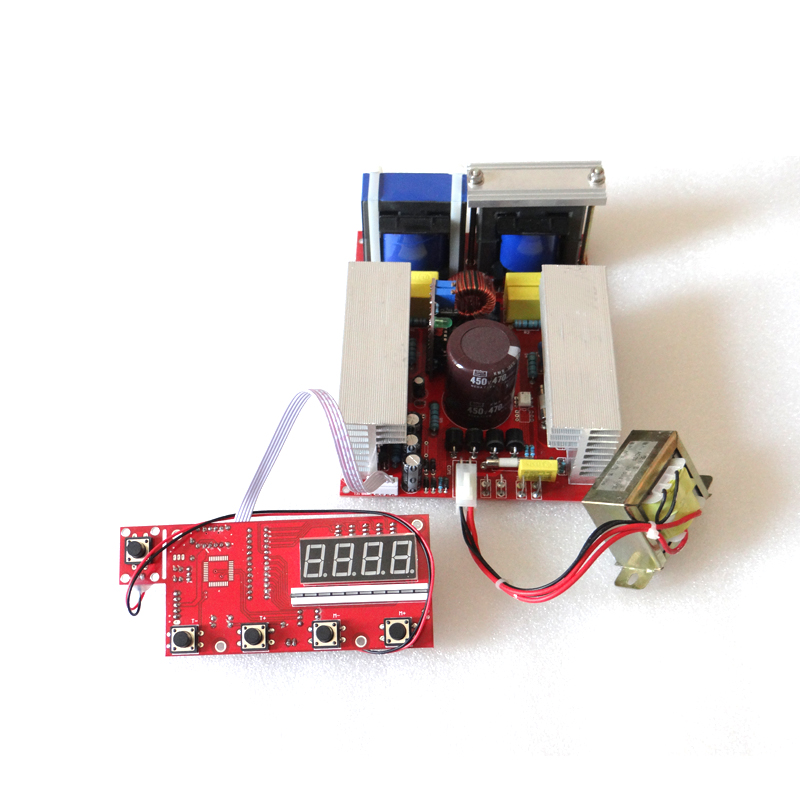 где купить 300W 68khz high frequency ultrasonic generator kit for ultrasonic transducer Drive power supply дешево