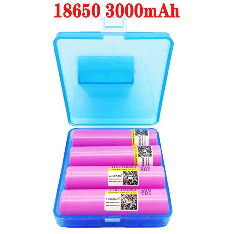 Aliexpress.com : Buy 4 PCS LiitoKala 100% original New for Samsung INR 18650 30Q INR18650