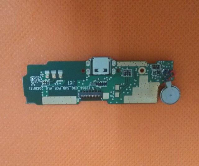 """Placa de Carga Plugue USB Original + Motor de Vibração Para iNew i4000 MTK6589T Quad core 5.0 """"IPS FHD 1920X1080 Frete grátis"""