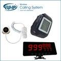 Sistema de chamada de enfermeira sistema de chamada sem fio de alarme de longo alcance