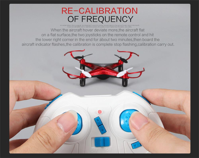 Headless Mode Mini rc drone H22 2.4G 4CH 6-axle 3D Inverted Flight RC Micro Quadcopter RTF rc helicopter toy for child best gift