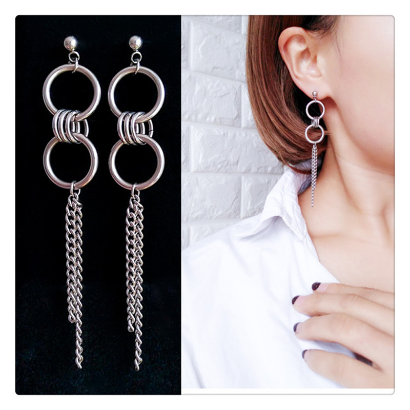 3 Pairs//lot Chic Retro Jewelry Gold Plated V-shape Simple Earrings Ear Stud