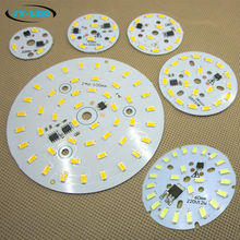 5pcs 5730 SMD PCB LED Diode, Needn't Driver AC 220V 3w 5w 7w 10w 12w 15w 18w 24w High Brightness Light Source Panel