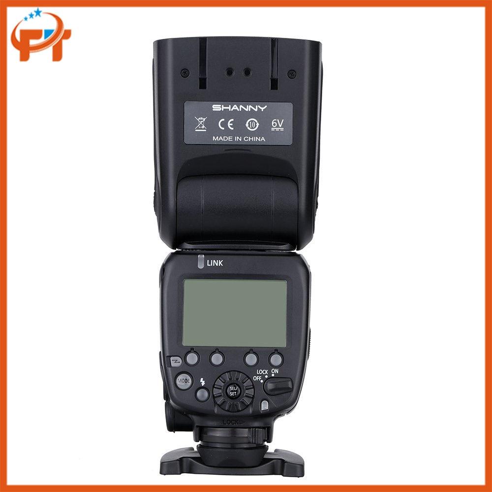 все цены на  Shanny SN910EX-RF i-TTL Wireless Radio Transmission Speedlite Flash Light for Nikon D7100 D7000 D5200 D5100 D5000 D3000 D3100  онлайн