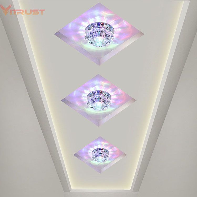 mini led luzes de teto casa montagem 04