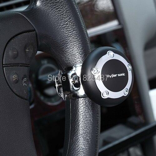 2017 Taiwan Made Handle Grip Hand Control Power Universal Car Steering Wheel Booster Wheel Strengthener Auto Spinner Knob Ball cool skull head car steering wheel aid handle assist knob