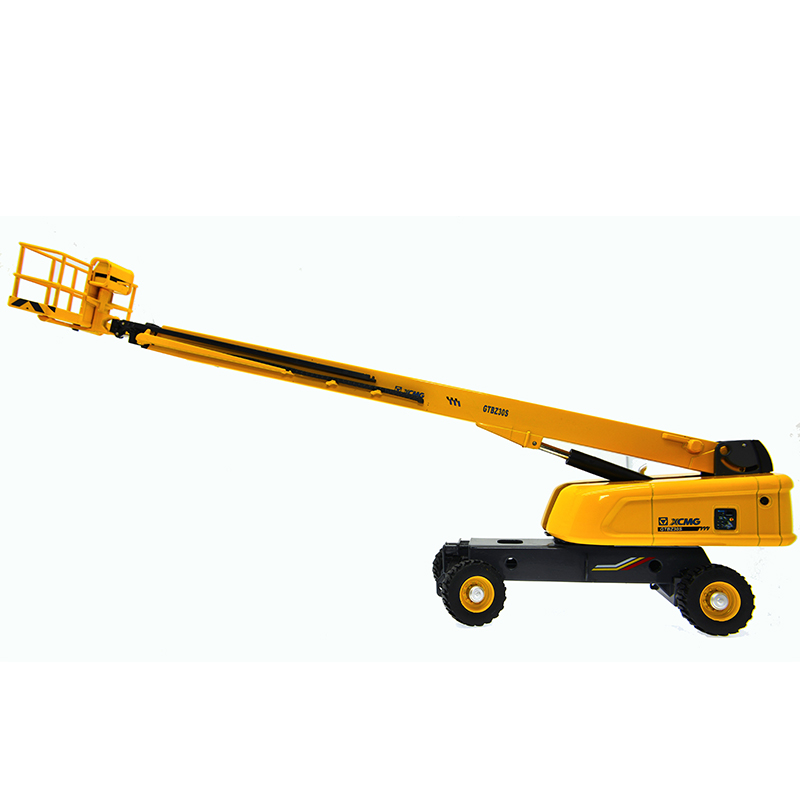 1/35 Diecast Metal Construction Models for XCMG Boom Lift, Work Platform Scale Model, Collection, Exhibition, Gift, Replica 1 35 scale model diecast toy construction model business gift souvenir replica xcmg xe215c excavator model