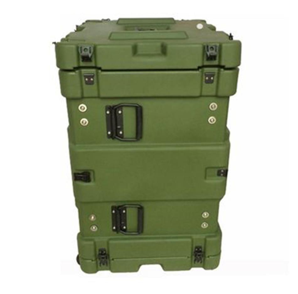 China Shanghai Tricases Factory ODM/OEM Shock Mount Rack For Device Outside Wild Mount Waterproof Rack Case RU080
