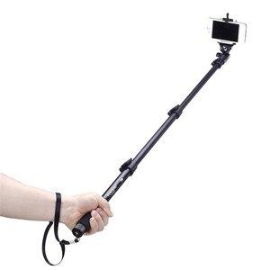 Image 5 - YUNTENG YT 188 YT188 Selfie מקל חצובה חדרגל למצלמה טלפון חדרגל אביזרי עבור Gopro עבור iPhone X 8 7 s xiaomi Huawei