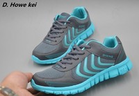 New Fashion Casual Women Casual Shoes Spring Autumn Sport Mesh Girls Shoes Hit Color Breathable Women